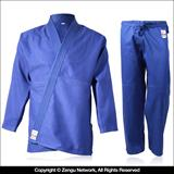 Single Weave Judo Gi (Blue)